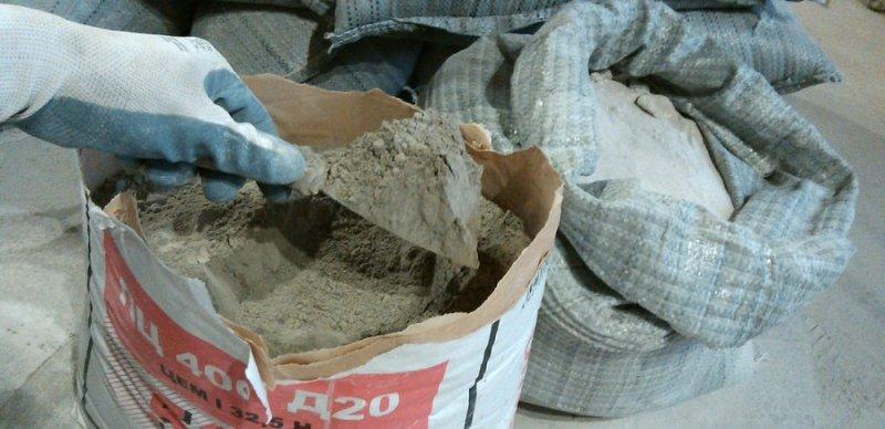 Как приготовить раствор для штукатурки стен из цемента и песка