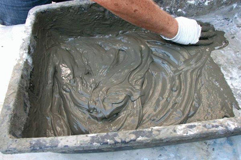 Цементный раствор для штукатурки дерева руда бетона