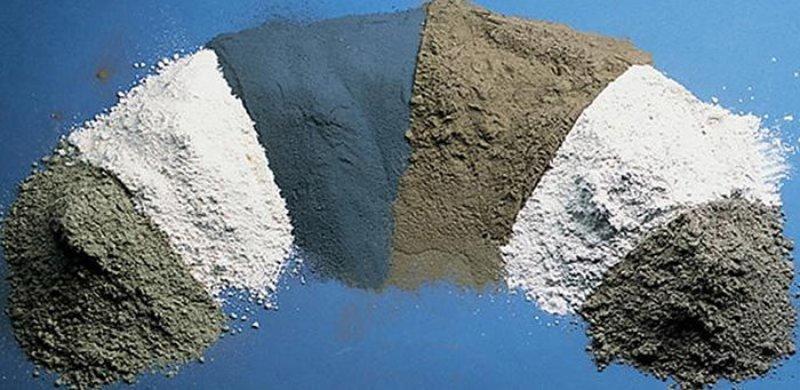 Чем отличается простой цемент от портландцемента