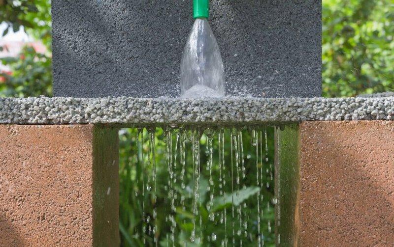Что такое дренажный бетон