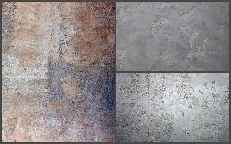 Виды арт бетона