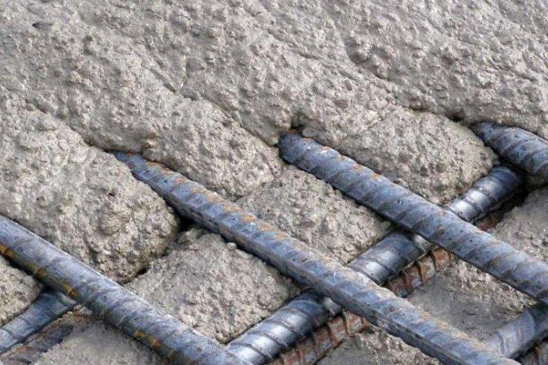 Не размешал бетона пол керамзитобетон