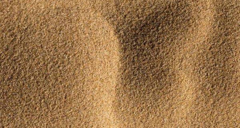 Как подготовить песок