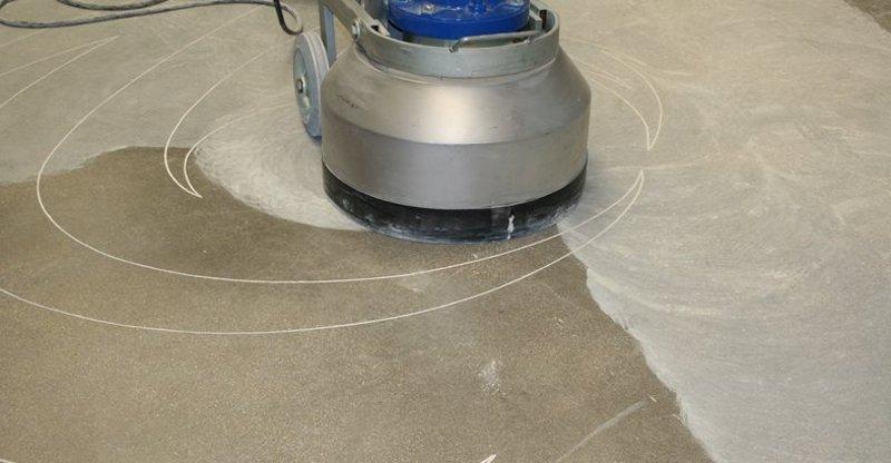 Преимущества полированного бетона