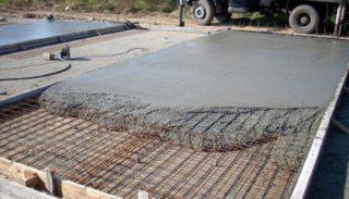 Сколько сохнет бетон и как ускорить процесс