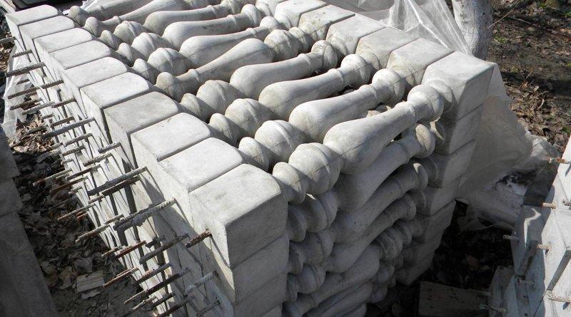 Советы при работе с белым цементом