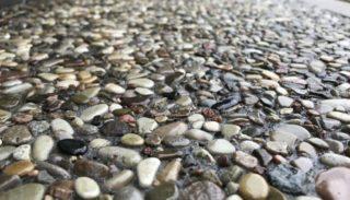 Как сделать мытый бетон своими руками