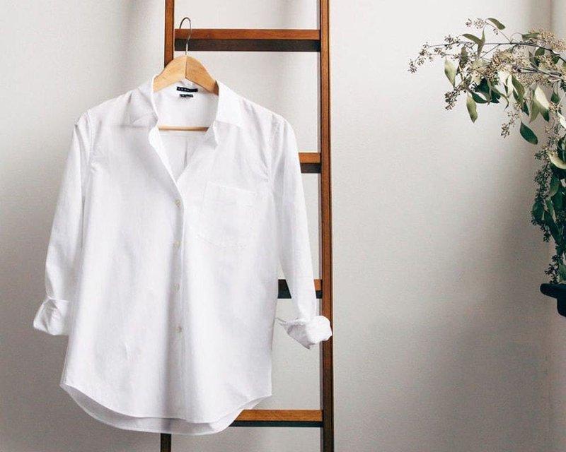 Рубашку стираю только Ретоной