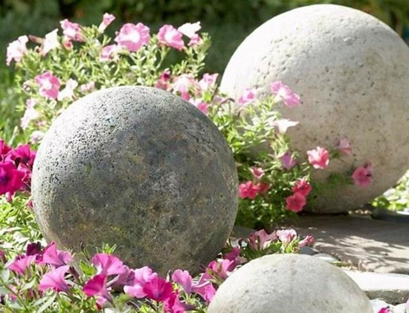 Бетонные шары