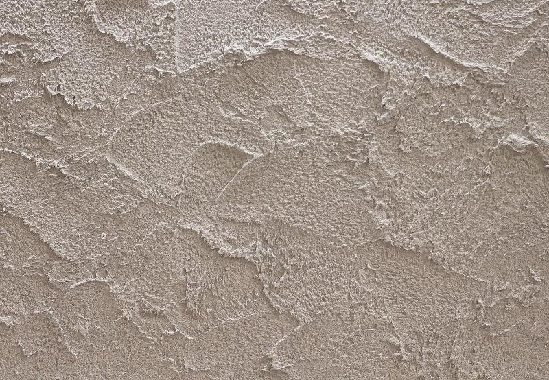 Рельефная поверхность стены