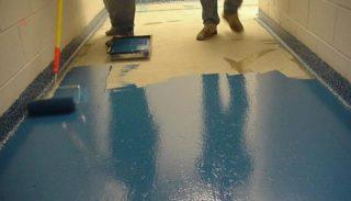 Ничто не сравнится с резиновой краской для бетона, и мы расскажем почему