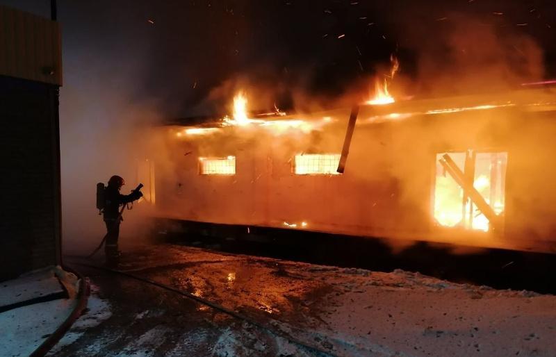 Применение негорючих стройматериалов не снизит риски возникновения пожара
