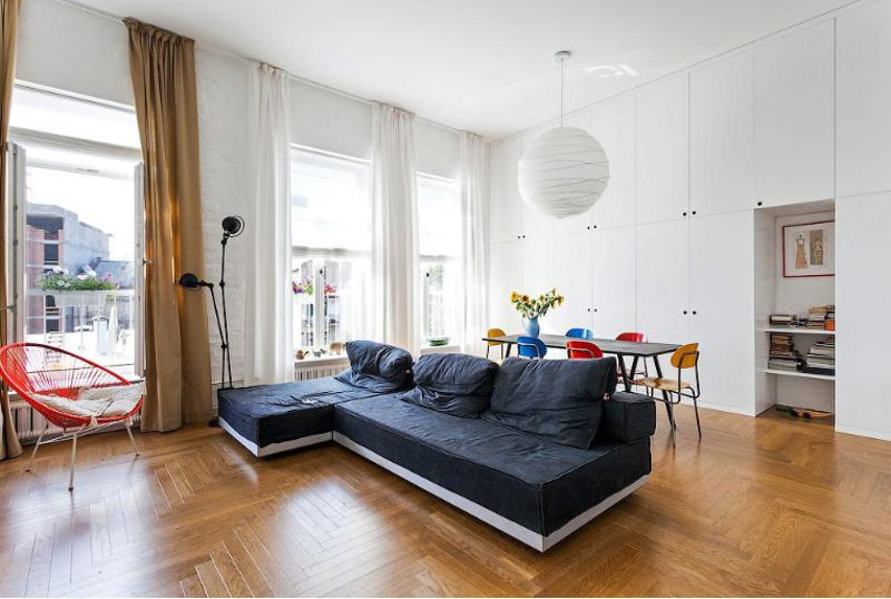 Как рассчитать высоту потолка в доме или квартире