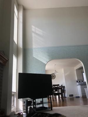 Проблема высокого потолкка