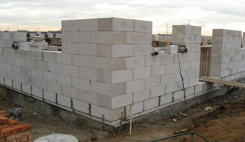 Модульность кладки стен по высоте