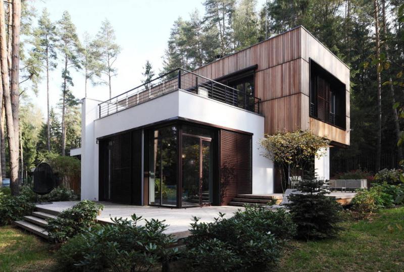 Как сделать эстетически красивый фасад и не разориться: варианты отделки