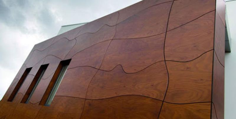 Фасадные шпонированные панели ProdEX