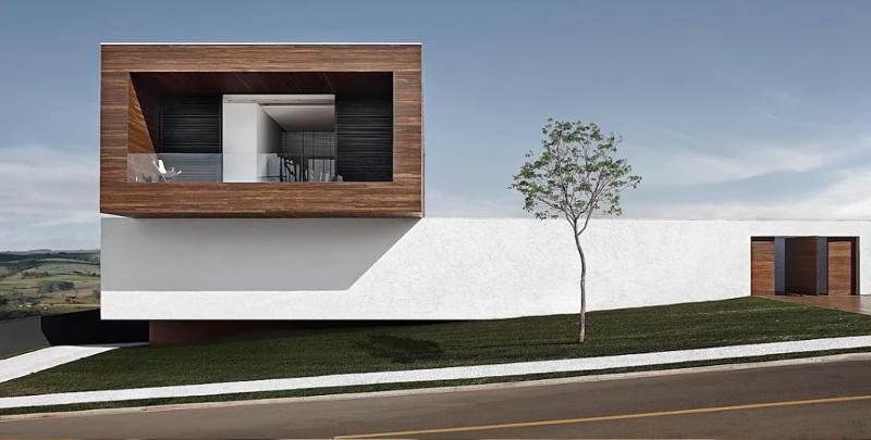 Премиум фасад